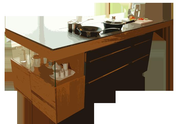 k chen von beckermann tischlerei beckermann. Black Bedroom Furniture Sets. Home Design Ideas